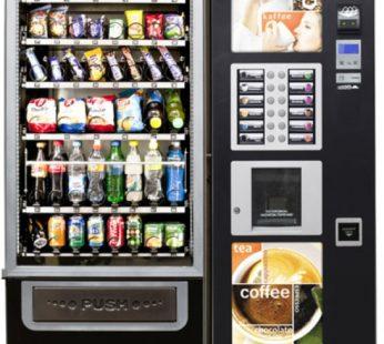 Комбинированный торговый автомат NOVABAR