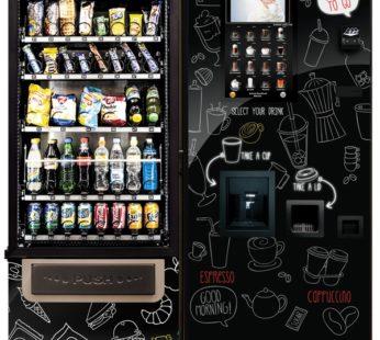 Комби торговый автомат ROSSO TOGO BAR